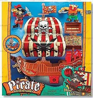 Детский игровой набор «Пиратский корабль», K10754