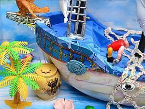 Пиратский корабль с пиратами, 50838A, купить