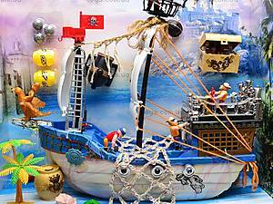 Пиратский корабль с пиратами, 50838A, цена