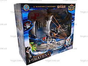 Пиратский корабль с пиратами, 50838A