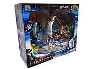 Пиратский корабль с пиратами, 50838A, фото