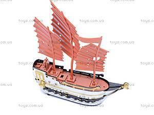 Пиратский музыкальный корабль, 353-2, фото