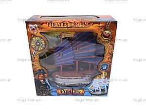 Пиратский музыкальный корабль, 353-2, цена
