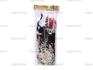 Пиратский набор, 7161, игрушки