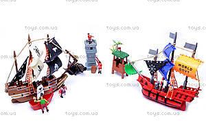 Пиратский набор из 2 кораблей, 1011