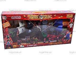 Пиратский набор из 2 кораблей, 1011, игрушки