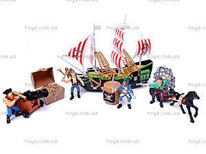 Пиратский набор с кораблем, EK80064R