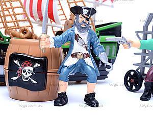 Пиратский набор с кораблем, EK80064R, отзывы