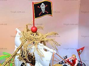 Пиратский набор, с кораблем и замком, 50877C, фото
