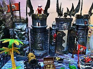 Пиратский набор, с кораблем и замком, 50877C, игрушки