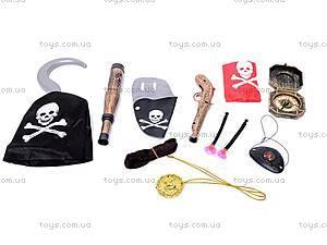 Пиратский набор, с оружием, ZP1806