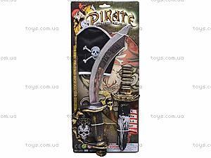Пиратский набор со шляпой, U100-9