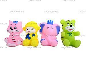Пищалка в виде животных, JM99-244, детские игрушки