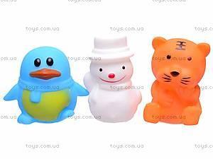 Пищалки детские для ванной, 3118, купить