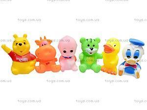 Пищалки детские «Звери», 5344, цена
