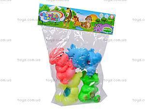 Пищалки детские «Зверушки», 3268, цена