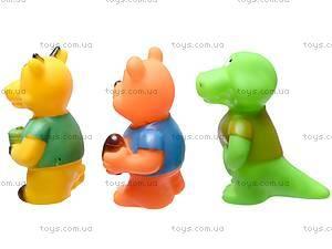 Пищалки «Медвежата», 2013, игрушки