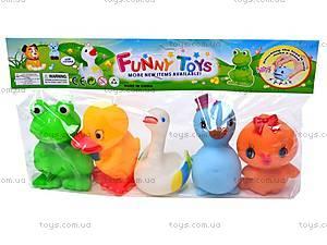 Пищалки «Забавные животные», A5-1245B9, цена