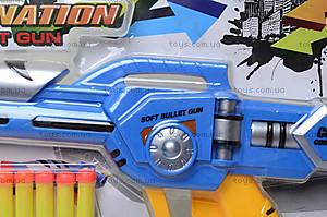 Игрушечное оружие на поролоновых снарядах, JL-3673A, фото