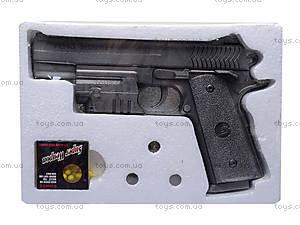 Пистолет с пульками «Меткий стрелок», 290-1, фото