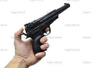 Игрушечный пистолет с пульками, в коробке, AE50-4, купить