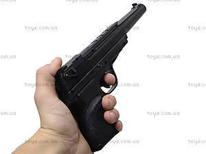 Игрушечный пистолет с пульками, в коробке, AE50-4, фото