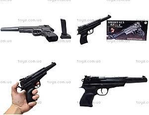 Игрушечный пистолет с пульками, в коробке, AE50-4