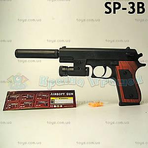 Пистолет Airsoft Gun, SP-3В+