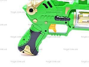 Пистолет Ben 10, F987A, отзывы