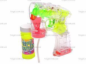 Пистолет Bubble fun, 99896-A