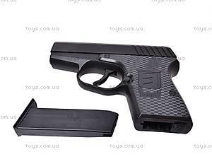 Пистолет детский на пульках, 501, цена