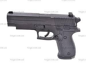 Пистолет детский с пульками, B181, купить