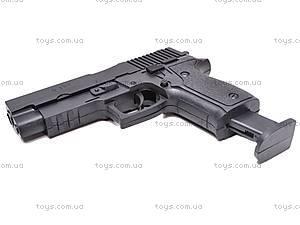 Пистолет детский с пульками, B181, фото