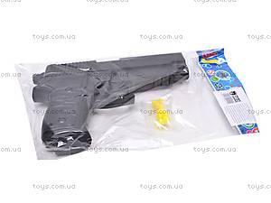 Пистолет детский с пульками, B181, отзывы