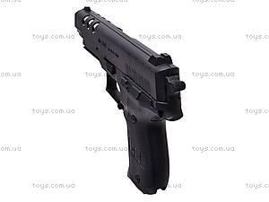 Пистолет детский с пулями, 7502, отзывы