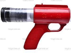 Пистолет детский с шариками, TG0617A, фото
