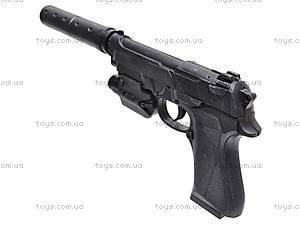 Пистолет для детей, с пульками, MP900D, фото