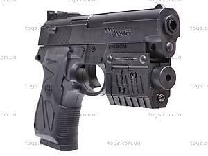 Пистолет для детей с пульками, 738B