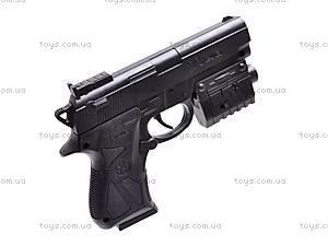 Пистолет для детей с пульками, 738B, купить
