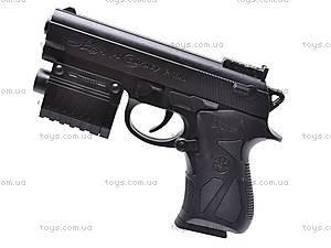 Пистолет для детей с пульками, 738B, фото