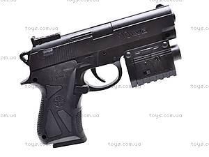 Пистолет для детей с пульками, 738B, отзывы