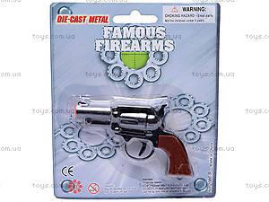 Пистолет для пуль-пистонов, с цилиндром, 2087BC