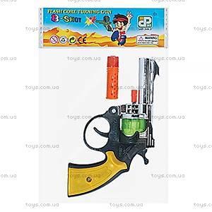 Пистолет для пуль-пистонов, с глушителем, A2M
