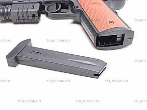 Пистолет для стрельбы пульками, H337+, цена