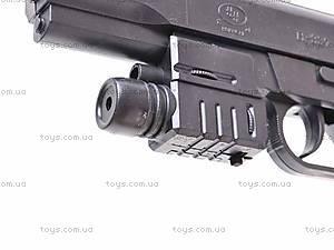 Пистолет для стрельбы пульками, H337+, детские игрушки