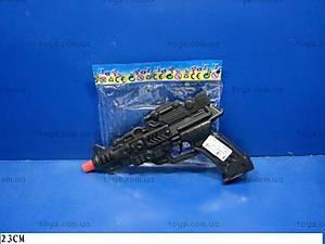 Пистолет Gun, черный, 3388