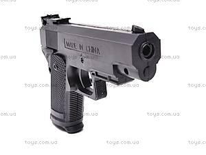 Пистолет и комплект пулек, 696, фото