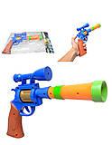 Пистолет игрушечный музыкальный, 1886B, купить