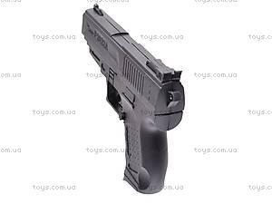 Пистолет игрушечный с пульками, P2022, отзывы