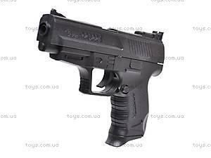 Пистолет игрушечный с пульками, P2022